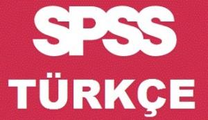 SPSS TÜRKÇE EKONOMİ ANALİZ
